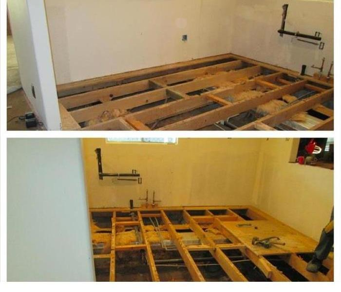 Complete Kitchen Tearout Before