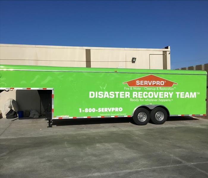 Disaster Recovery Team Ready