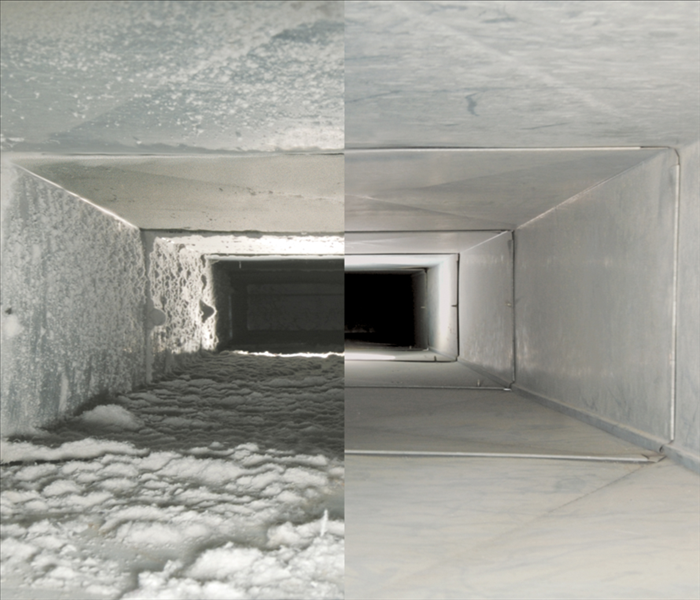 Cleaning What is Lurking in Your Laguna Beach/Dana Point Office Air Ducts?
