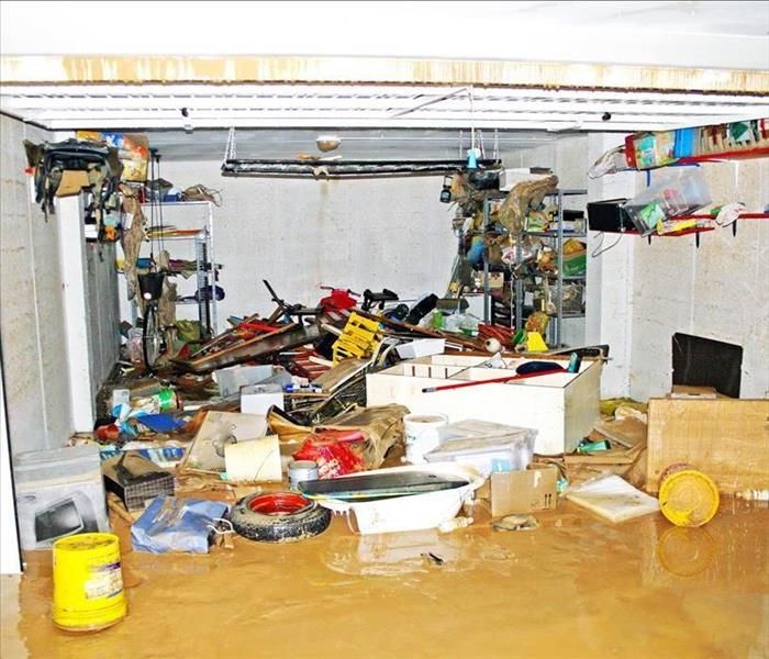 Water Damage Flooded Basements: Things You Must Remember
