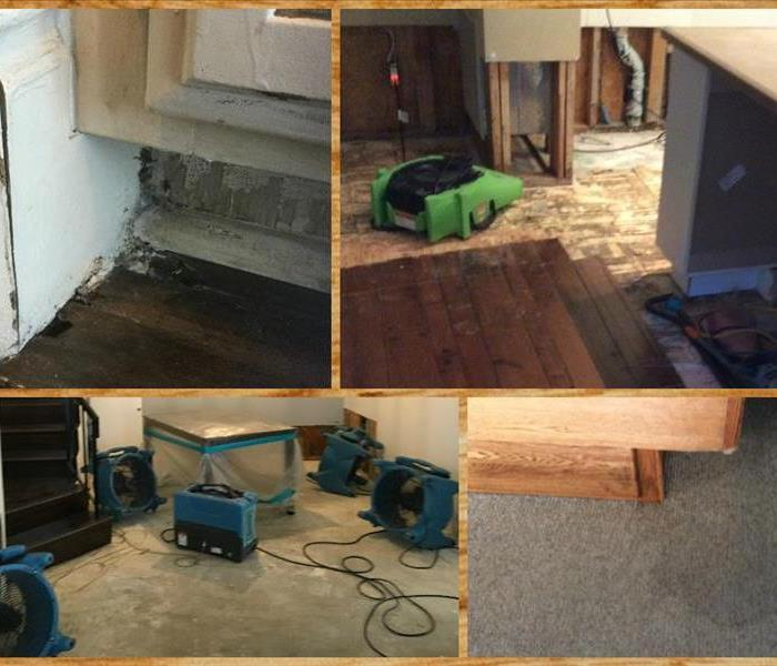 Water Damage What One Laguna Beach Homeowner Did Right Prior To Calling SERVPRO